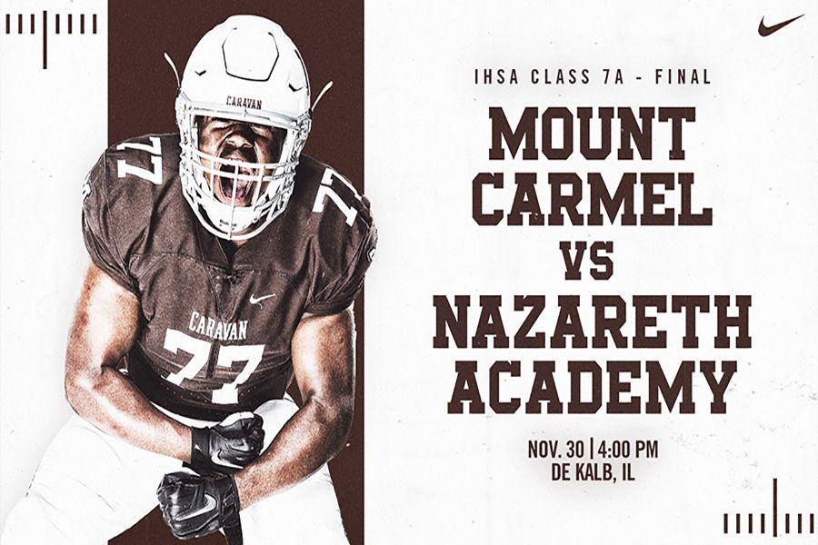 Mount Carmel High School 2019 State Championship Information