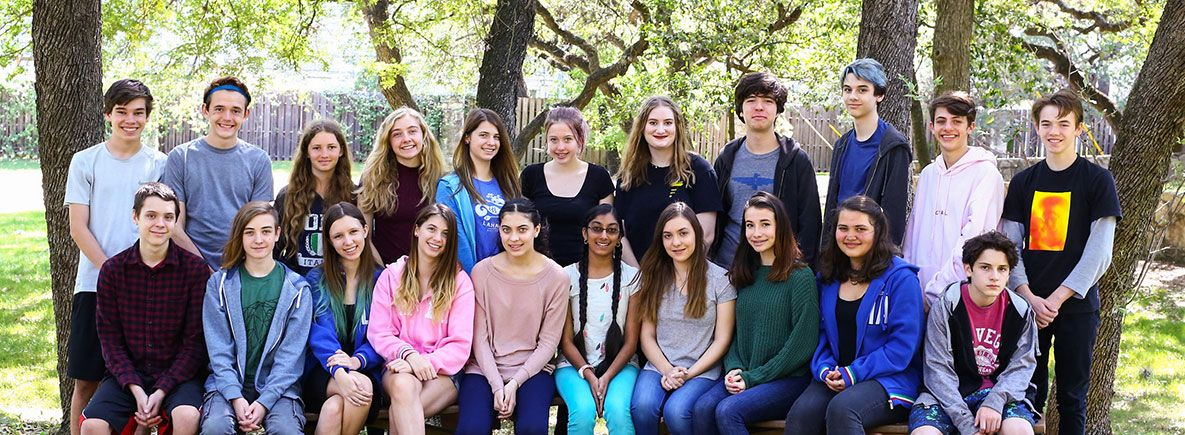 Austin Montessori School Adolescent Community