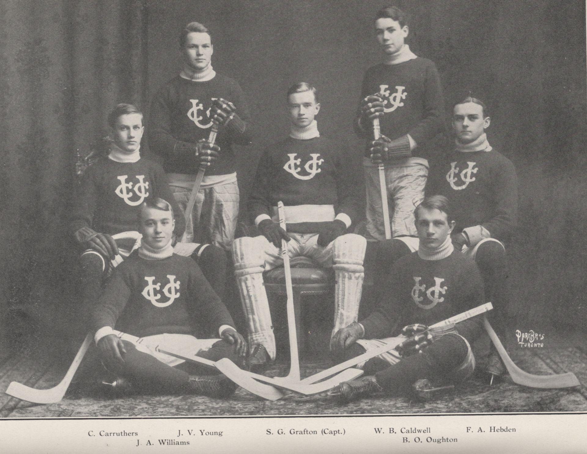 U12 Boyd Caldwell Hockey Tournament Upper Canada College
