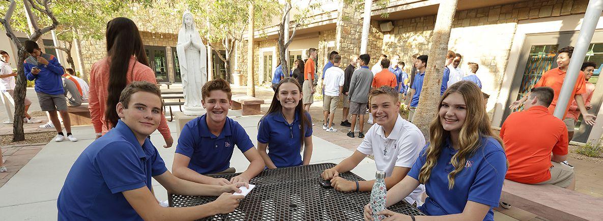 Bishop Gorman High School | Clubs & Activities