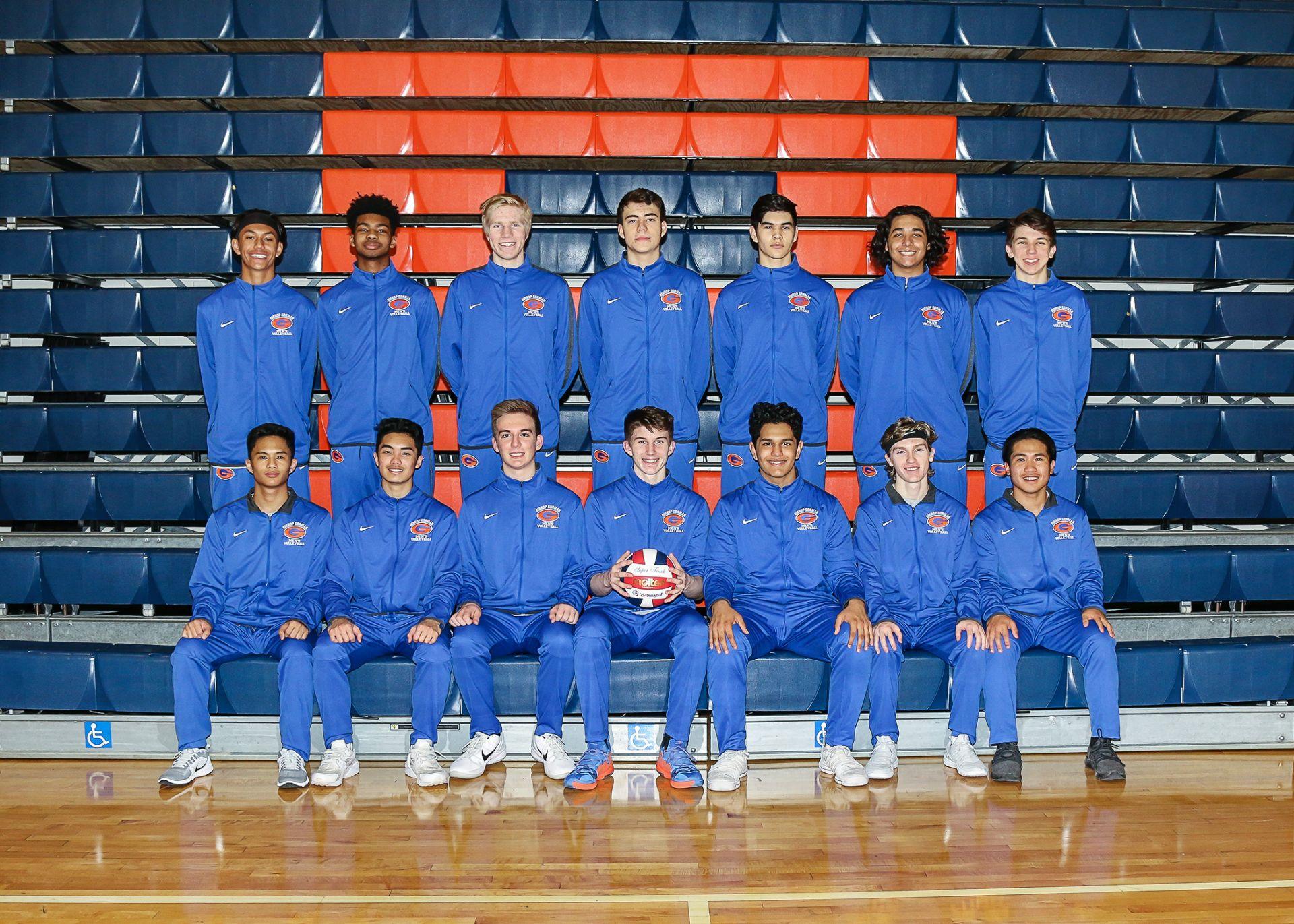 Bishop Gorman High School | Volleyball - Men