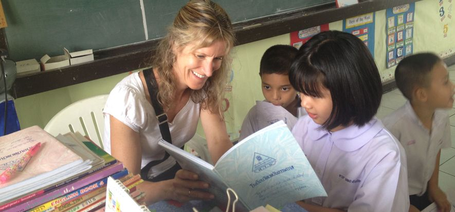 Our teachers are involved in making the world a better place through volunteering at home and abroad. Graland makes these opportunities available in Denver and around the world.