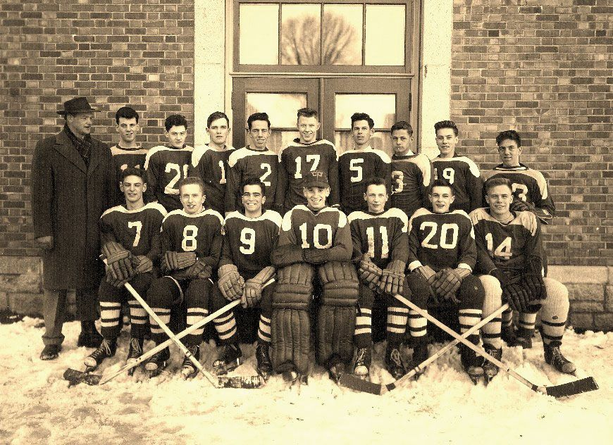 Hockey at Stanstead goes back to the origins of the sport