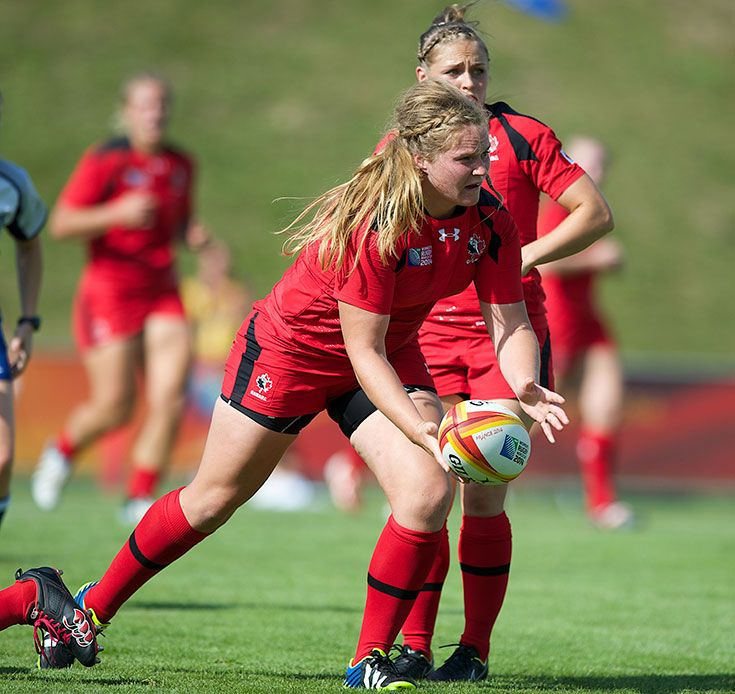 St.FX, Team Canada 2015 World Cup Finalist, Football Canada Women's National Team