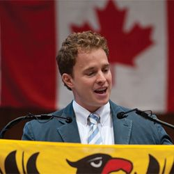 Meet alumnus Marc Kielburger (NJC '95), co-founder of Free The Children, an international development and youth empowerment organization, and the co-founder and co-CEO of WE, its partner social enterprise.