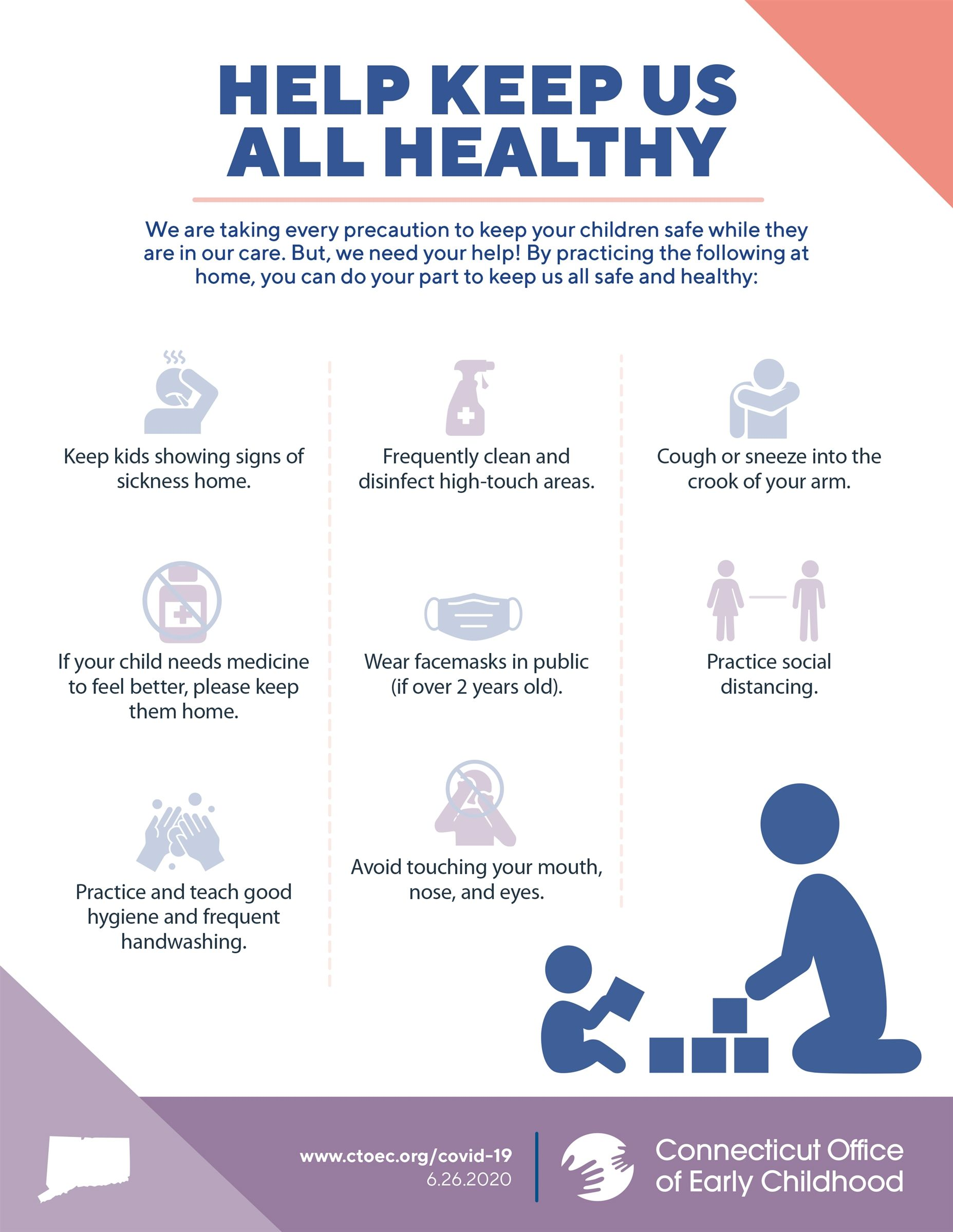 Keep Us All Health Graphic