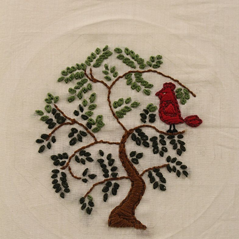 Embroidery, Arts Across the Curriculum