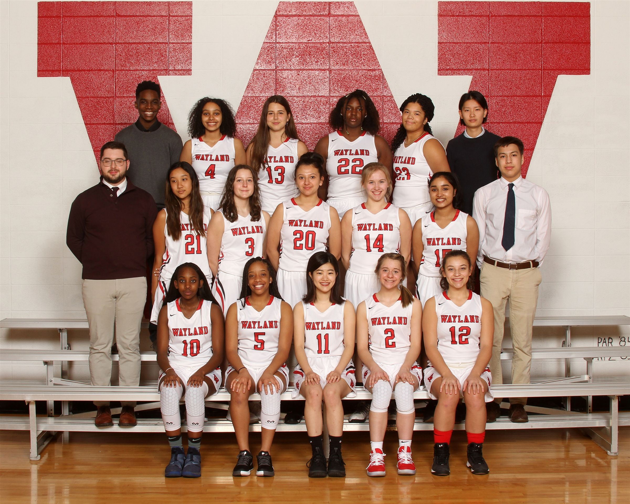 2019-2020 Girls Varsity Basketball