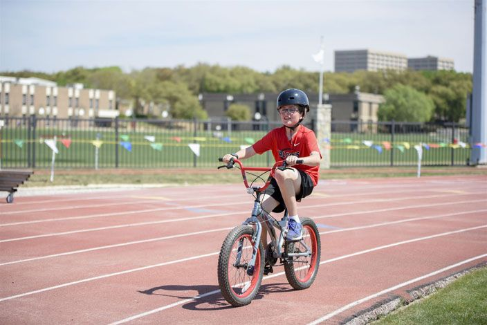 Fifth-Grade Bike a thon