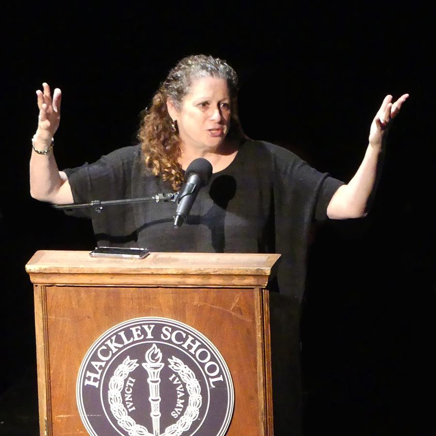 Abigail Disney: Women, War & Peace: Henry Wendt '51 Visiting Scholar