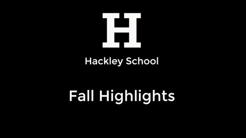 Fall Highlights