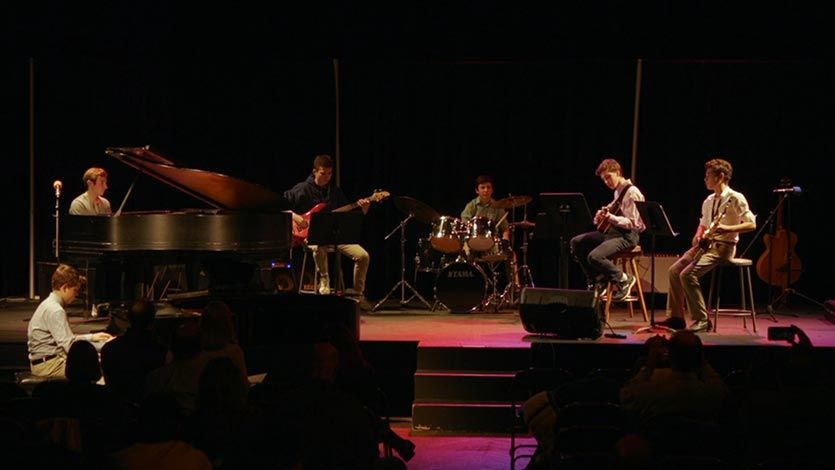 Jazz Combos Concert Highlights