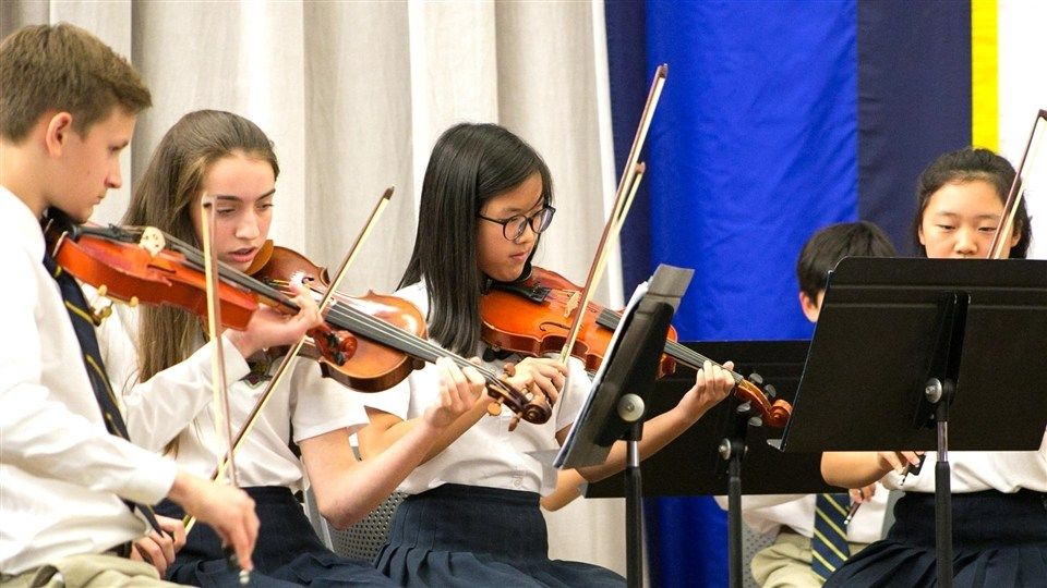 Clairbourn students aim high, explore interests, and develop well-rounded skills