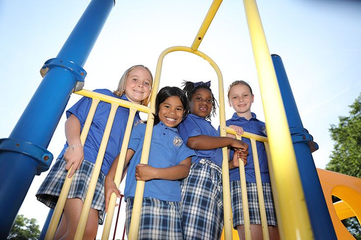 playground girls