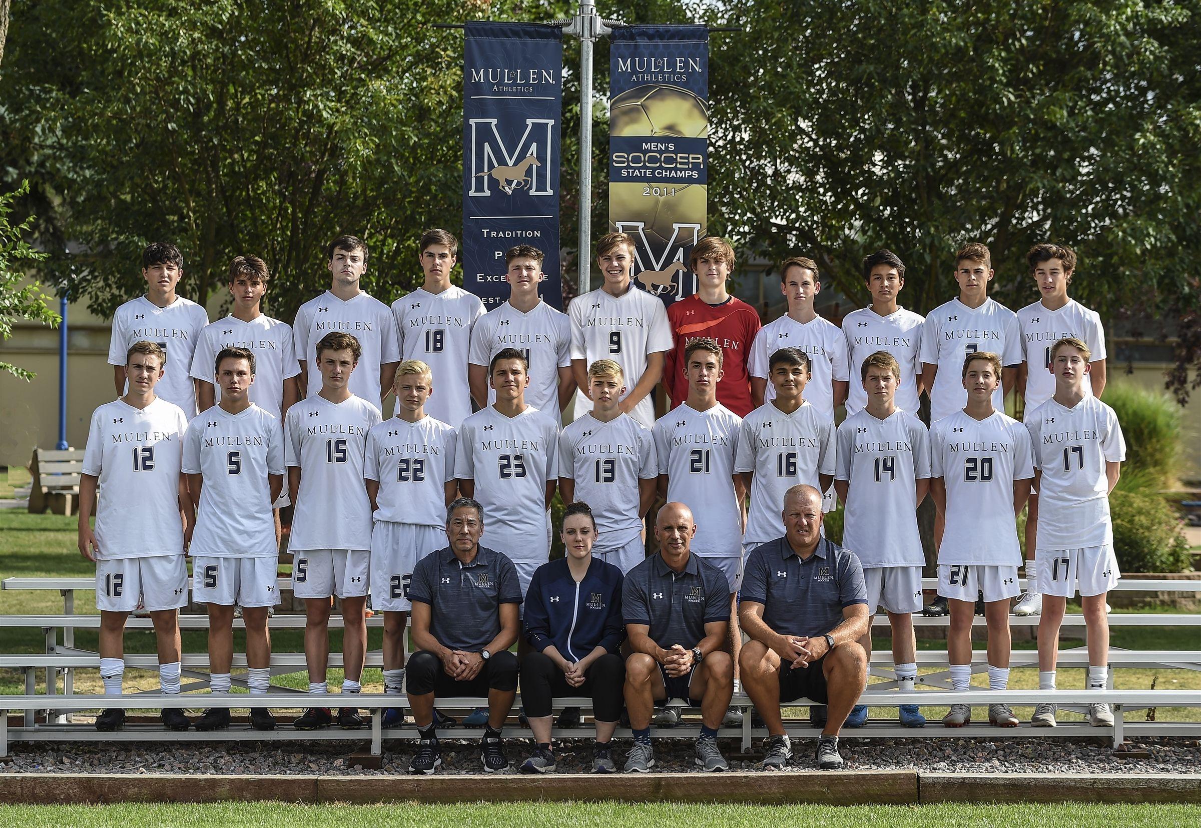 Mullen High School | Boys Soccer