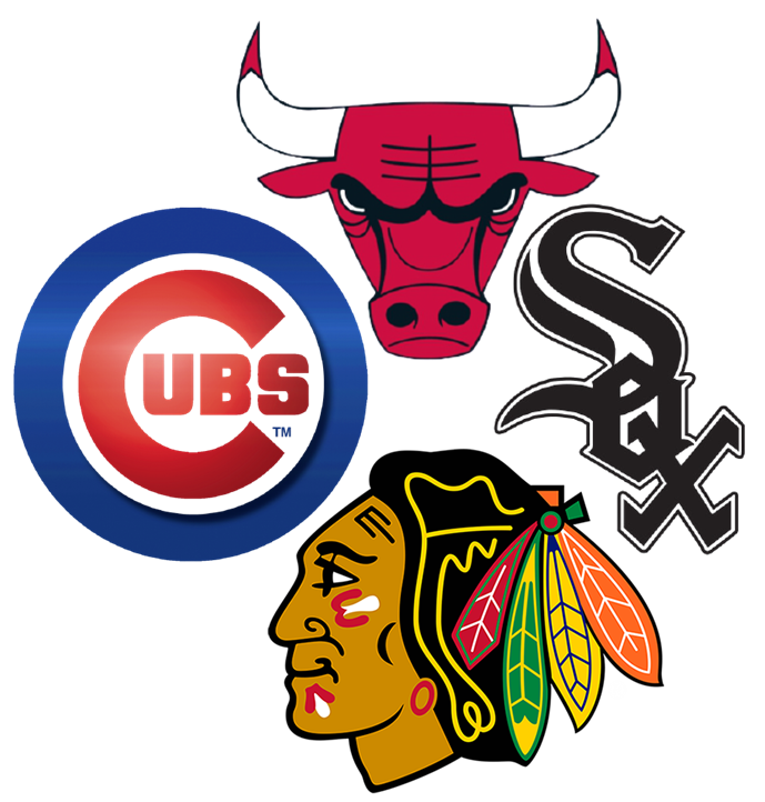 Join us at a Blackhawks, Bulls, Cubs or Sox Alumni Outing