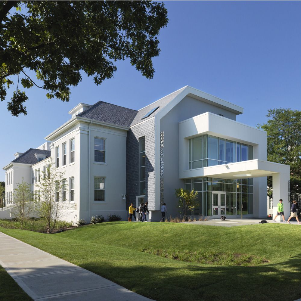 <p align=left>An extensive renovation of the Upper School was completed in August 2011.</p>