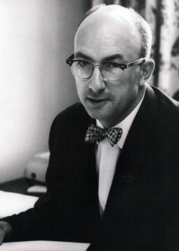 George F. Eldredge <br>1969-1973