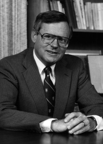 Richard P. Hall <br>1979-1989