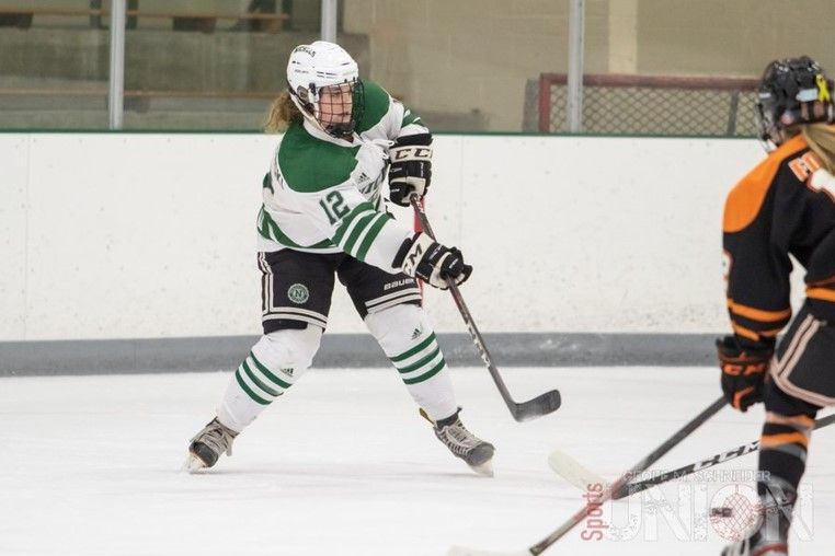 cortney staniszewski nichols school hockey
