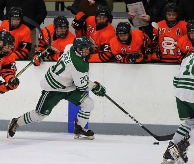 walter zacher nichols school hockey