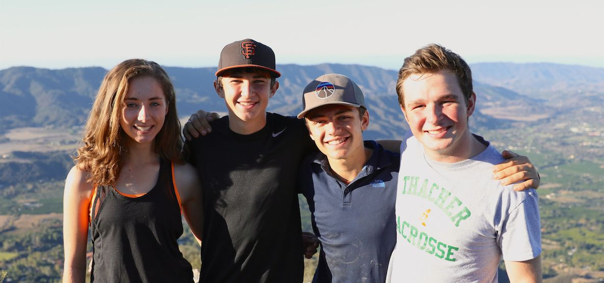 """My friends and I have started a tradition where we take the two-hour round trip to the top of Twin Peaks to celebrate the end of final exams. Once we reach the summit and get that stunning view of the valley, all the stress and worry of finals goes away."""