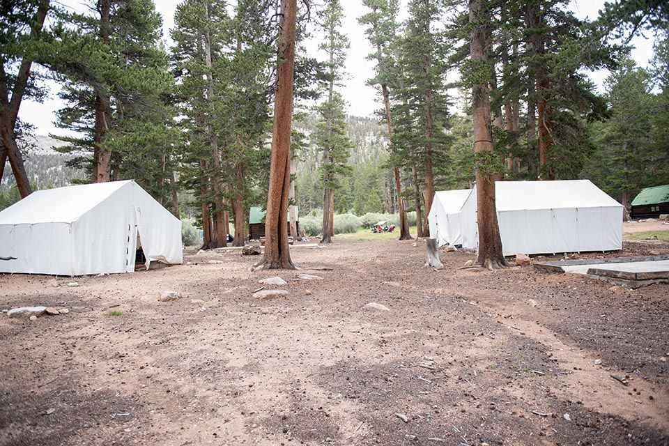 Located in the High Sierra Golden Trout Wilderness, Golden Trout has served Thacher for fifty years as a base camp. Each year it is the site of our freshman orientation camping trip.