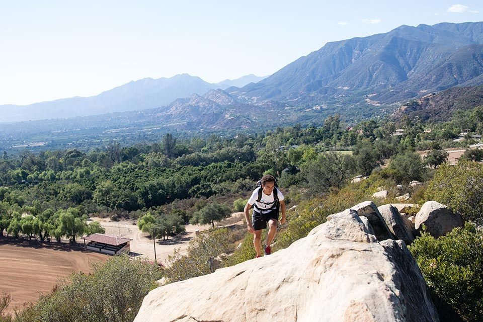 Hundreds of miles of trail link us to the surrounding mountains and the Los Padres National Forest.