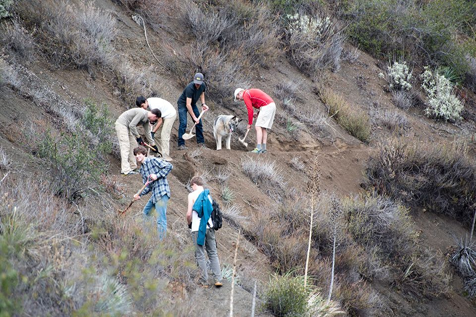 Cleanups and restoration projects on Ventura beaches, along local trails in the Los Padres National Forest, and in creeks and waterways in the Ventura County watershed are scheduled regularly throughout the year.