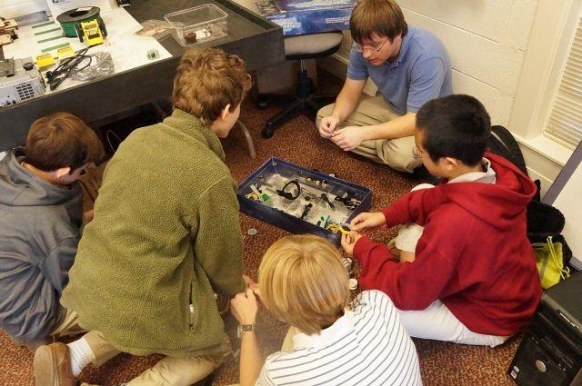 Montgomery Bell Academy A Premier Independent School In Nashville