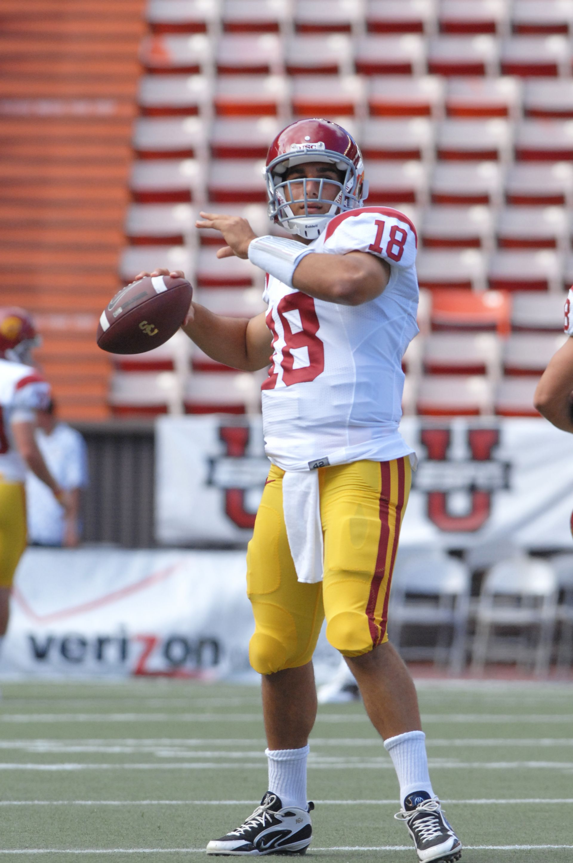 John Manoogian '09 - USC Football
