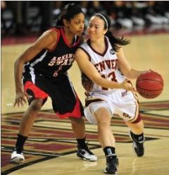 Emi Smith '09 - University of Denver Basketball