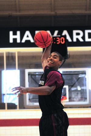 Wesley Saunders '11 - Harvard University Basketball