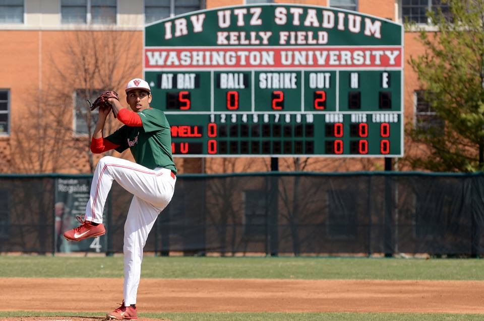 Kunal Patel '11 - Washington University Baseball