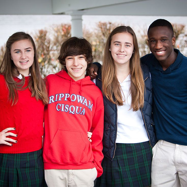 Each team is led by two ninth grade captains who are elected by the entire student body in September.