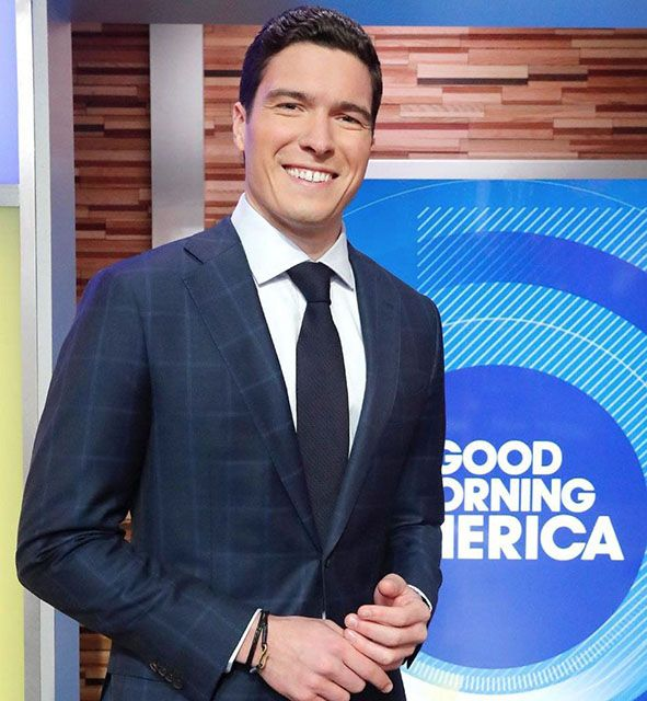 Image result for will reeve on good morning america