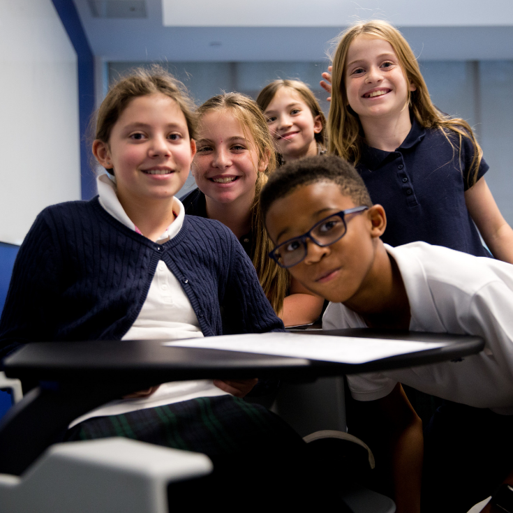 As middle school specialists, we focus on the academic, social, and emotional needs typical of tweens and teens.