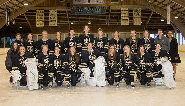 2018-19 First Girls' Hockey