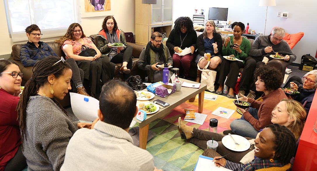 <b>The Appetizer—Faculty and Staff Lunchtime Conversations</b><br>This bi-weekly event aims to strengthen the adult community by engaging meaningfully and productively in challenging conversations.