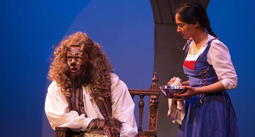 Spring Musical—Beauty and the Beast
