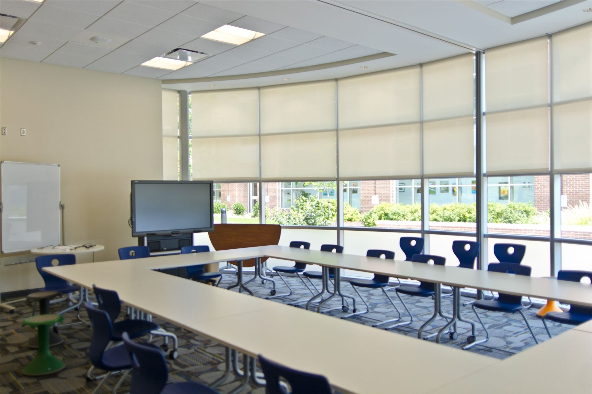 Reed-Gumenick Library, Flex Room