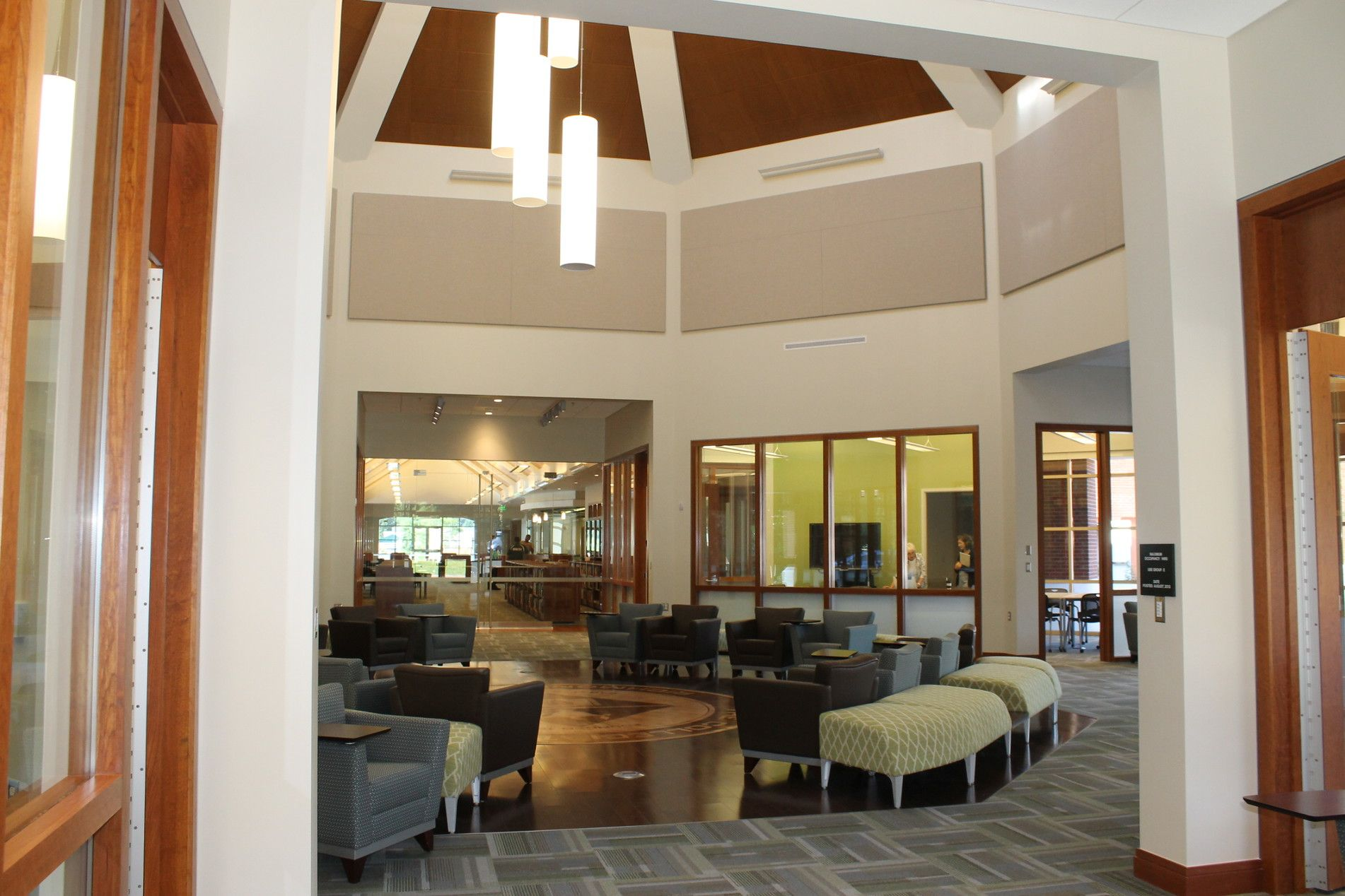 Sharp Academic Commons Octagon