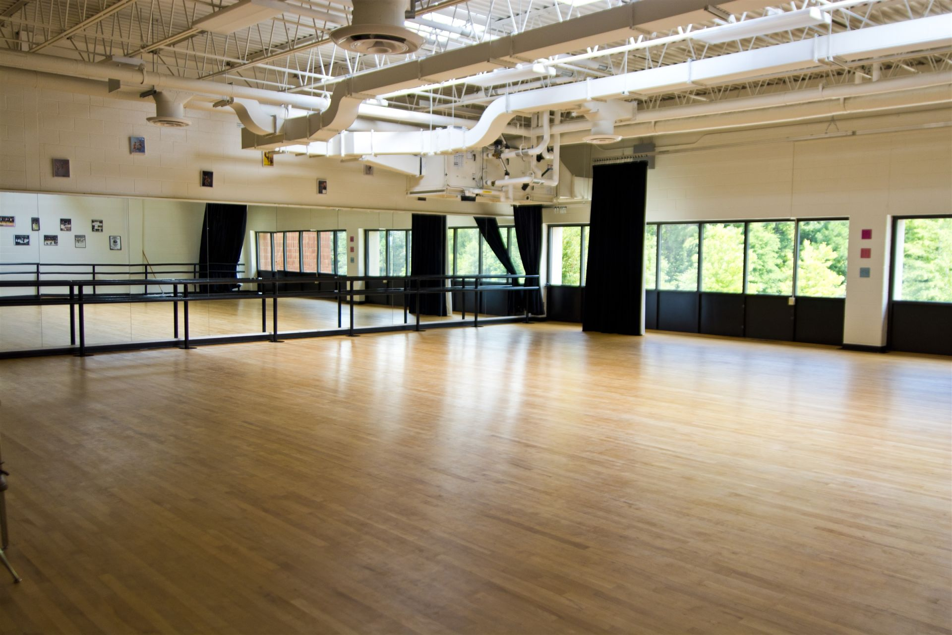 Seal Athletic Center Dance Studio, Mooreland Campus