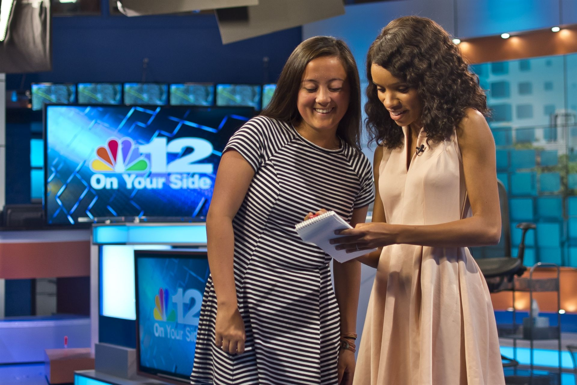 Collegiate Student at NBC 12