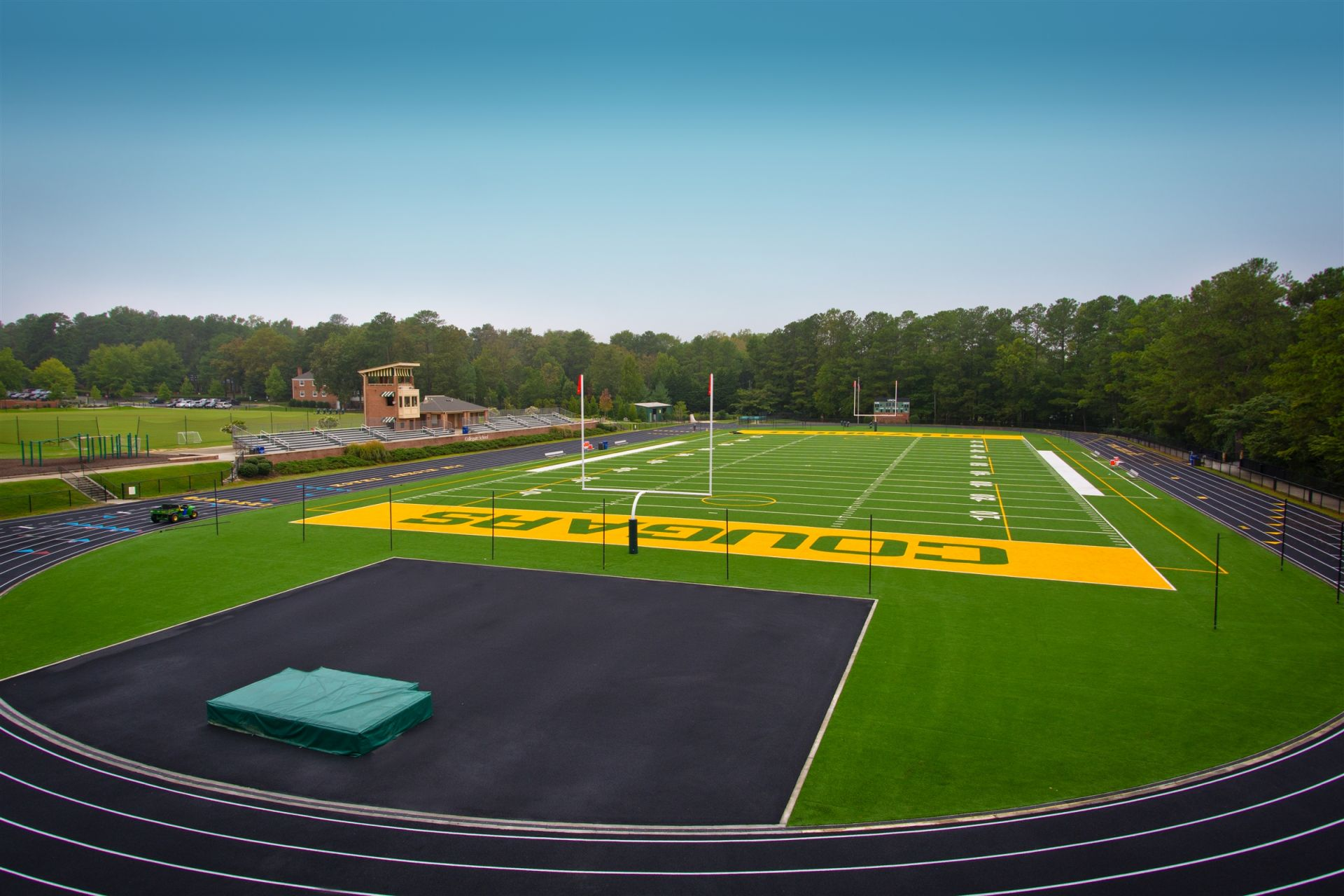Grover Jones Field, Mooreland Campus