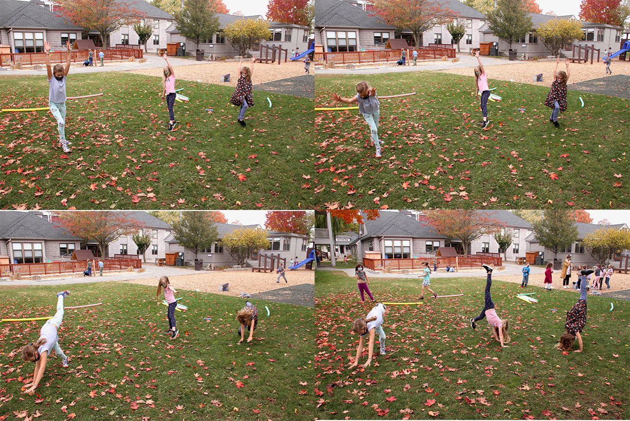 LS Recess - 44.4 Cartwheel