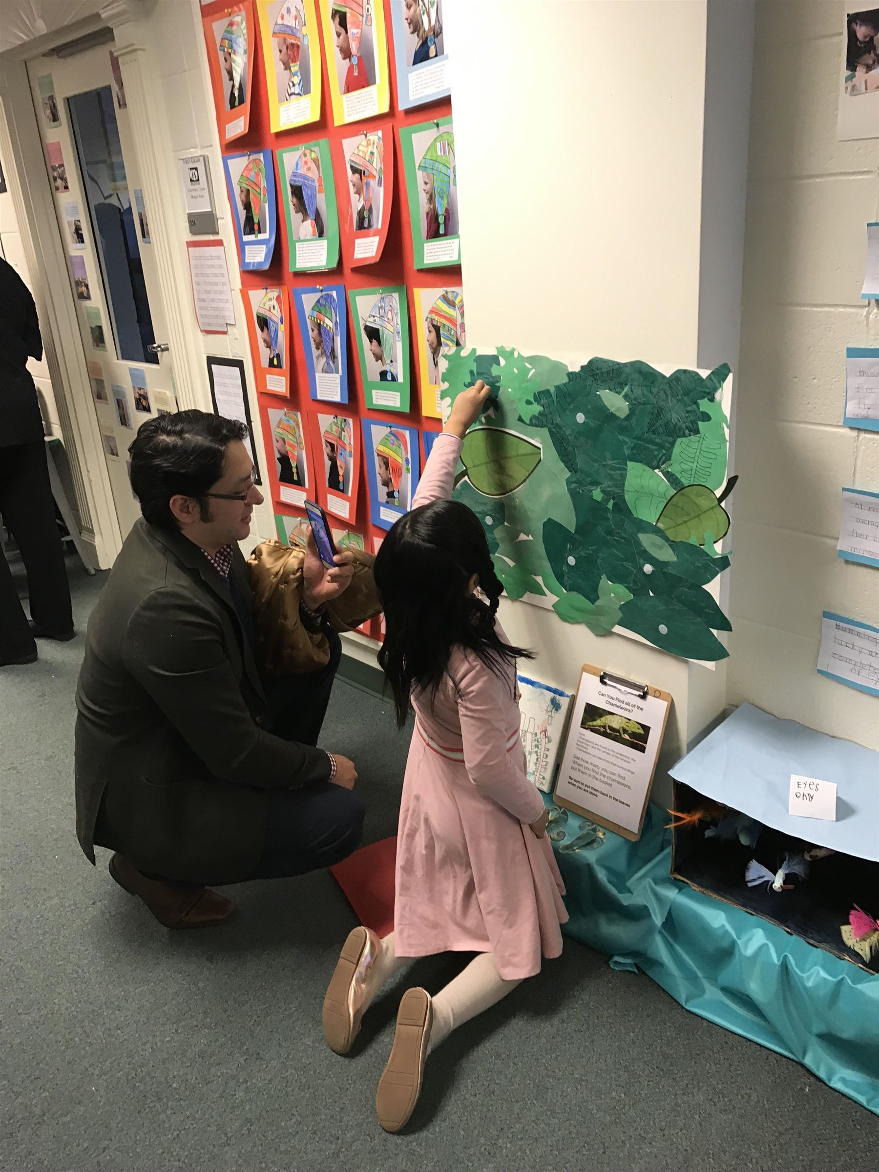 Believing that hands-on, inquiry-based learning is best, Beauvoir's Global Studies culminates in the annual Museum Night celebration during which each grade designs and presents interactive museum exhibits about the country they've studied to share with fellow students, parents and guests.