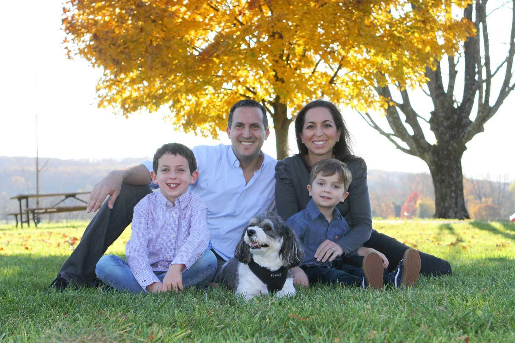 Wynn family photo
