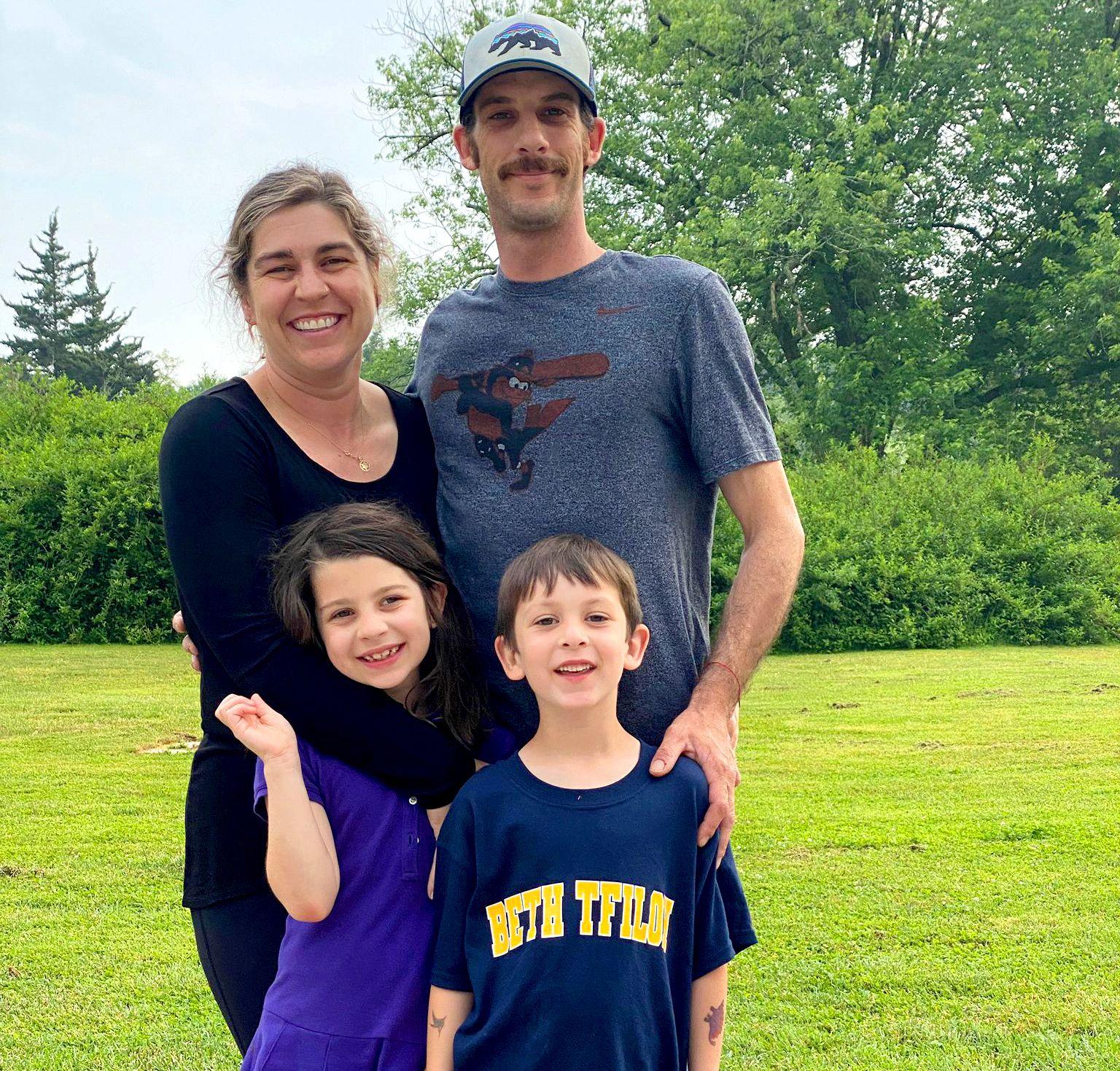 Cleveland family photo