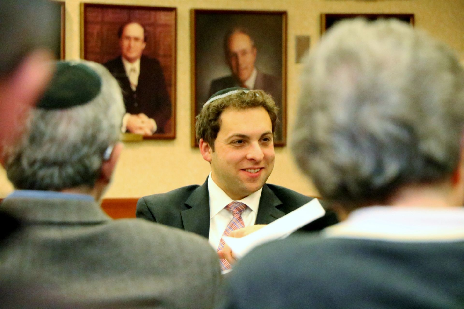 Rabbi Chai Posner